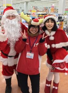 image111 221x300 メリークリスマス♪【キャンペーンのお仕事】