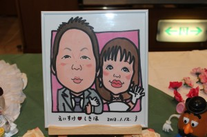 IMG 8650 300x199 祝♪吉本英介結婚!!【その他】